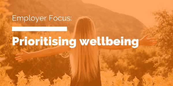 Prioritising wellbeing blog header