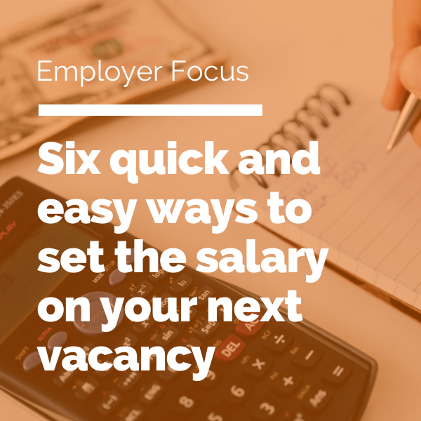 set the salary on your next vacancy featured image