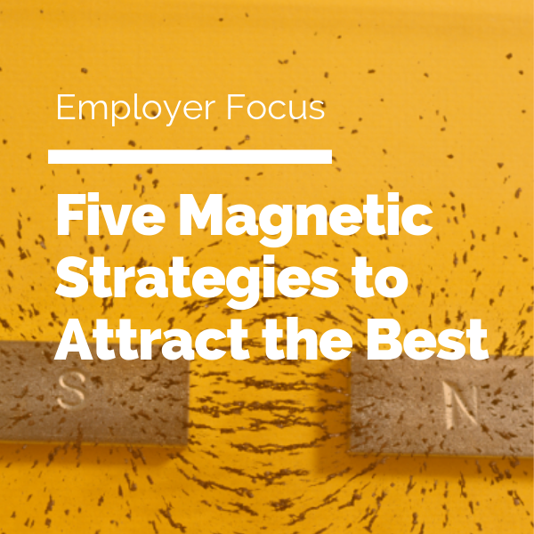 Strategies to attract employees