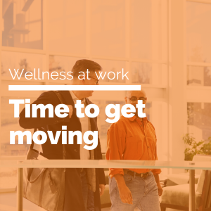 Time to get moving feature image