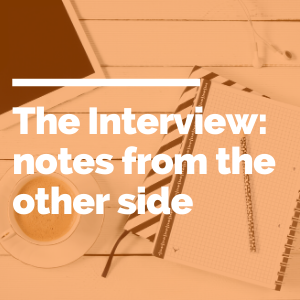 The Interview: notes from the other side feature image
