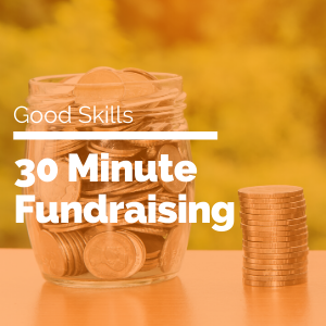 30 Minute Fundraising feature image