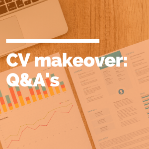 CV makeover: Q&A feature image