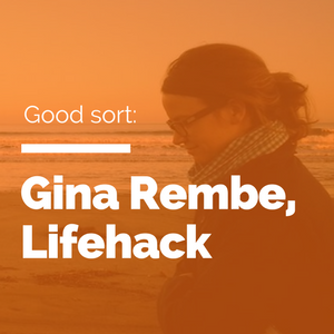 Gina remove lifehack