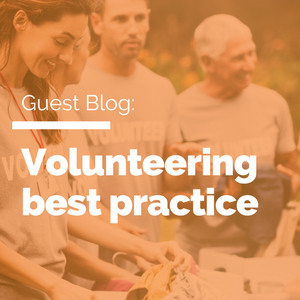 Volunteering best practice