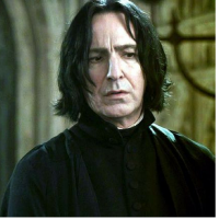 Photo of Snape
