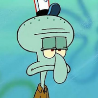 Image of Squidward