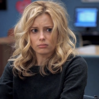 Britta from Community.