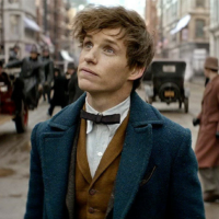 Newt from Fantastic Beasts and Where to Find Them.