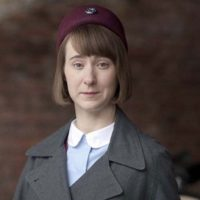 Cynthia from Call the Midwife.