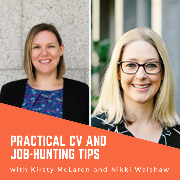 Practical CV and Job Hunting Tips
