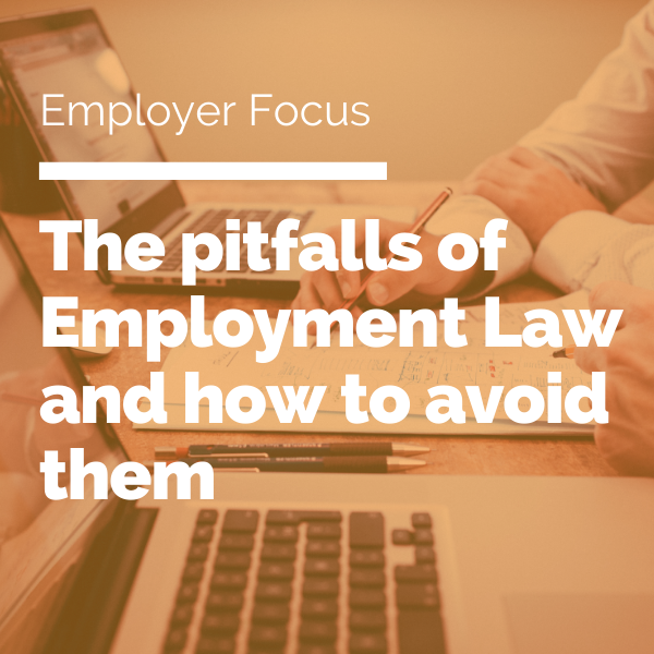 employment law pitfalls featured image