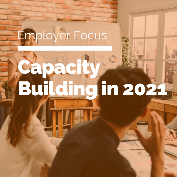 Capacity Building in 2021 featured image