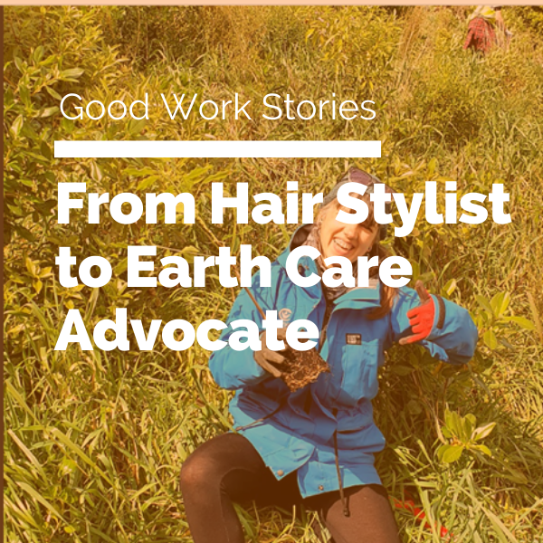 From Hair Stylist to Earth Care Advocate featured image