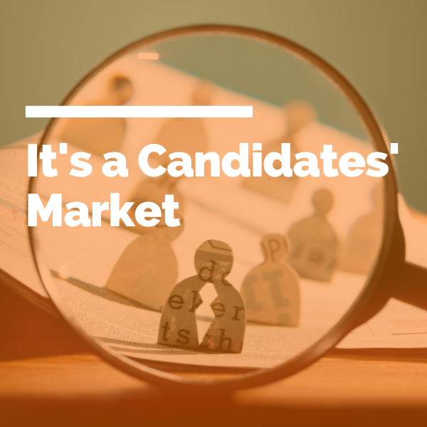 It's A Candidates Market Featured Image